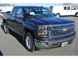2014 Tungsten Metallic Chevrolet Silverado 1500 LT Double Cab #88960365