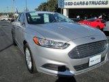 2013 Ingot Silver Metallic Ford Fusion SE #88959985
