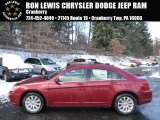 2014 Deep Cherry Red Crystal Pearl Chrysler 200 Touring Sedan #88960078