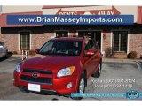 2011 Barcelona Red Metallic Toyota RAV4 Limited 4WD #88960354