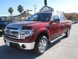 2014 Sunset Ford F150 XLT SuperCrew #88959974