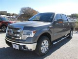 2014 Sterling Grey Ford F150 XLT SuperCrew #88959972
