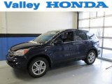 2011 Royal Blue Pearl Honda CR-V EX-L 4WD #88959889