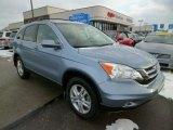 2011 Glacier Blue Metallic Honda CR-V EX-L 4WD #88960529