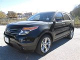2014 Tuxedo Black Ford Explorer Limited #88959969
