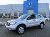 2010 Alabaster Silver Metallic Honda CR-V LX AWD #88960349