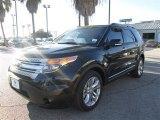 2014 Tuxedo Black Ford Explorer XLT #88959967
