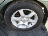 Nissan Altima 2005 Wheels and Tires
