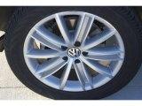 Volkswagen Tiguan 2014 Wheels and Tires