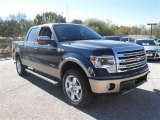 2014 Ford F150 King Ranch SuperCrew 4x4 Data, Info and Specs