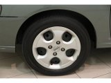 Nissan Sentra 2005 Wheels and Tires