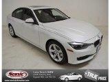 2014 Mineral White Metallic BMW 3 Series 328d Sedan #88960243