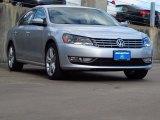 2014 Reflex Silver Metallic Volkswagen Passat TDI SEL Premium #88960484