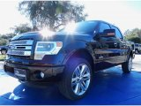 2014 Tuxedo Black Ford F150 Limited SuperCrew 4x4 #88960039