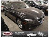 2014 Jet Black BMW 3 Series 328i Sedan #88960236