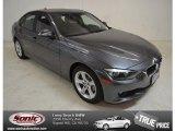 2014 Mineral Grey Metallic BMW 3 Series 328i Sedan #88960234