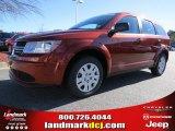 2014 Copper Pearl Dodge Journey Amercian Value Package #88960138