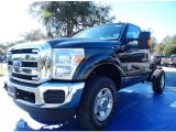 2013 Ford F350 Super Duty XLT Regular Cab 4x4 Chassis Data, Info and Specs