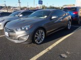 2013 Empire State Gray Hyundai Genesis Coupe 3.8 Track #88959907