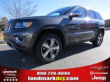 2014 Granite Crystal Metallic Jeep Grand Cherokee Limited 4x4 #88960121