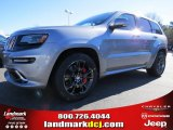 2014 Billet Silver Metallic Jeep Grand Cherokee SRT 4x4 #88960120