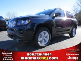 2014 Maximum Steel Metallic Jeep Compass Latitude #88960119