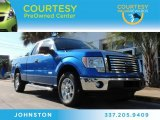 2011 Blue Flame Metallic Ford F150 XLT SuperCab #88960010