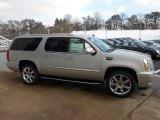 2014 Cadillac Escalade Silver Coast Metallic