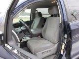 2007 Toyota Tundra SR5 CrewMax 4x4 Graphite Gray Interior