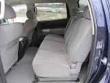 2007 Toyota Tundra SR5 CrewMax 4x4 Rear Seat