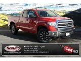 2014 Radiant Red Toyota Tundra SR5 Double Cab 4x4 #88959840