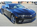 2014 Black Chevrolet Camaro SS/RS Coupe #88960369