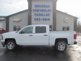 2014 Summit White Chevrolet Silverado 1500 LT Crew Cab 4x4 #89007676