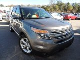 2013 Sterling Gray Metallic Ford Explorer Limited #89007417