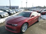 2014 Red Rock Metallic Chevrolet Camaro LS Coupe #89007245