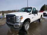 2014 Ford F350 Super Duty XL Regular Cab 4x4 Data, Info and Specs