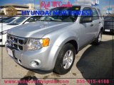 2012 Ingot Silver Metallic Ford Escape XLS #89007158