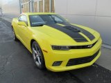 2014 Chevrolet Camaro SS/RS Coupe Front 3/4 View