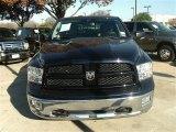 2012 True Blue Pearl Dodge Ram 1500 Outdoorsman Crew Cab 4x4 #89007118