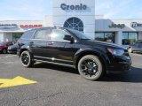 2014 Pitch Black Dodge Journey SXT #89007303