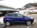 2014 Deep Impact Blue Ford Escape SE 1.6L EcoBoost 4WD #89007206