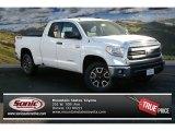 2014 Super White Toyota Tundra SR5 TRD Crewmax 4x4 #89007034