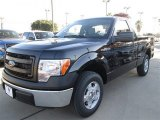 2014 Tuxedo Black Ford F150 XL Regular Cab #89007104
