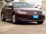 2014 Opera Red Metallic Volkswagen Passat 1.8T S #89007625