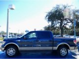 2014 Blue Jeans Ford F150 King Ranch SuperCrew #89007193