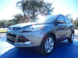 2014 Sterling Gray Ford Escape Titanium 2.0L EcoBoost 4WD #89007192