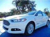 2014 Ford Fusion Energi Titanium Data, Info and Specs