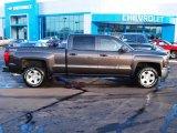 2014 Tungsten Metallic Chevrolet Silverado 1500 LT Z71 Crew Cab 4x4 #89007085