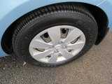 Hyundai Accent 2009 Wheels and Tires
