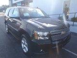 2014 Black Chevrolet Tahoe LTZ 4x4 #89052665